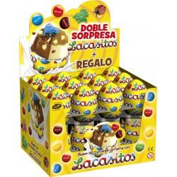 HUEVO CHOCOLATE LACASITOS...