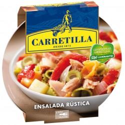 CARRETILLA ENSALADA RUSTICA
