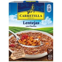 CARRETILLA LENTEJAS CASERO...