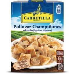 CARRETILLA POLLO CON...