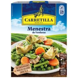 CARRETILLA MENESTRA DE...