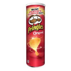 PRINGLES ORIGINAL 165GMS.