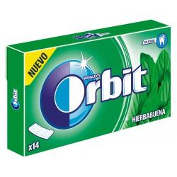 ORBIT TABS HIERBABUENA 12U/.