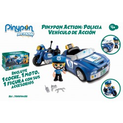 PINYPON ACTION SUPER POLICE...
