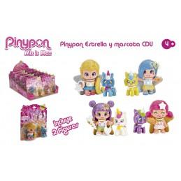 PINYPON ESTRELLA Y MASCOTA...