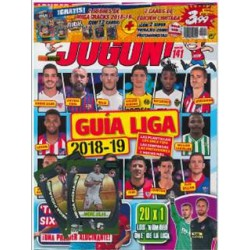 REVISTA JUGON Nº 141 5U/.