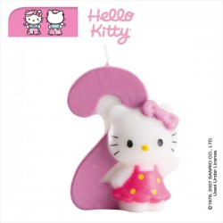 VELAS HELLO KITTY BLISTER...