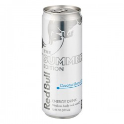 RED BULL COCONUT 250ML. 12U/.