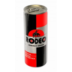 RODEO ENERGY DRINK 250ML....
