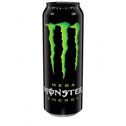 MONSTER MEGA GREEN...