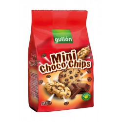 GULLON MINI CHOCO CHIPS 85GMS.