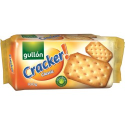 GULLON CRACKER CLASIC 100GMS.