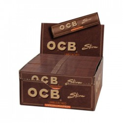 OCB VIRGIN PAPER SLIM 50U/.