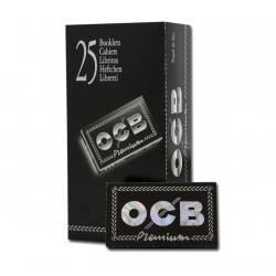 OCB PREMIUM DOBLE 25U/. Nº 4