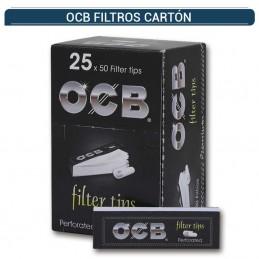 OCB FILTROS TIPS 25U/.