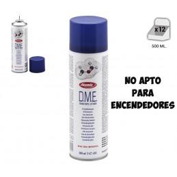 RECARGA DE GAS D.M.E. 500ML.