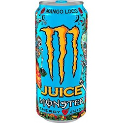 MONSTER ENERGY MANGO LOCO...