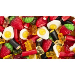 HARIBO FUNKY MIX 1KG.
