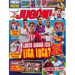 REVISTA JUGON Nº 145  5U/.