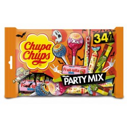 PARTY MIX HALLOWEEN CHUPA...
