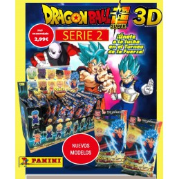 SOBRES 3 D DRAGON BALL...