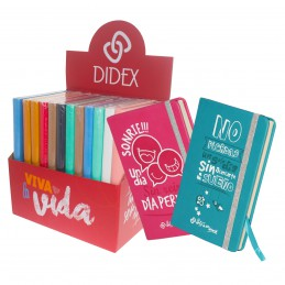 NOTE BOOK DIDEX EXPOSITOR...
