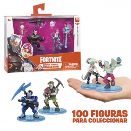 PACK 2 FIGURITAS FORTNITE