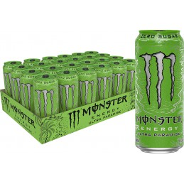 MONSTER ENERGY ULTRA...
