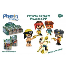 PINYPON ACTION PIRATES (5581)