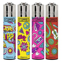 CLIPPER HIPPIE PATTERN 48U/.