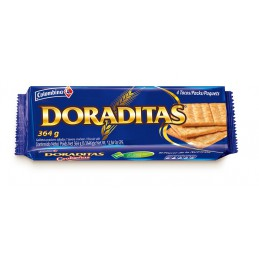 CRAKEÑAS DORADITAS 364GMS.