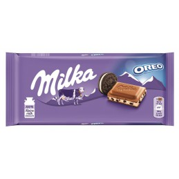 MILKA TABLETA 100GMS. OREO