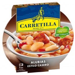 CARRETILLA ALUBIAS CASERAS...