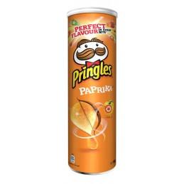 PRINGLES PIMIENTA 165GMS.