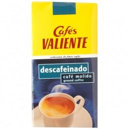 CAFE VALIENTE DESCAFEINADO...