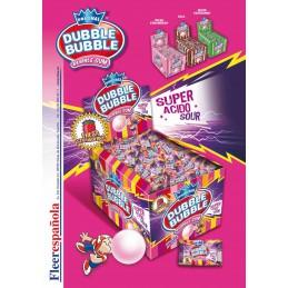 DUBBLE BUBBLE SUPER ACIDO...