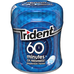 TRIDENT BOTE 60 MINUTOS...