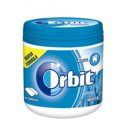 ORBIT BOTE 60 GRAGEAS MENTA...