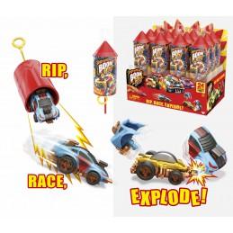 RIP, RACE  EXPLODE FAMOSA...