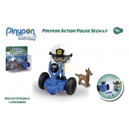 PINYPON ACTION POLICE...