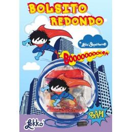 LEKKY BOLSITO REDONDO AZUL