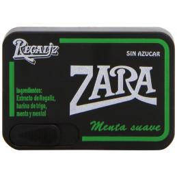 ZARA PASTILLAS S/A MENTA 12U/.