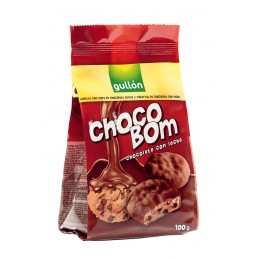 GULLON CHOCOBOM LECHE 100GMS.