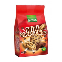 GULLON MINI CHOCO CHIPS 85GMS.