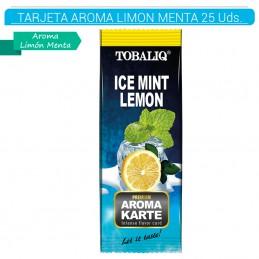 TOBALIQ ICE MINT LEMON 25U/.