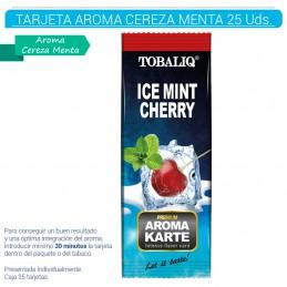 TOBALIQ ICE MINT CHERRY 25U/.