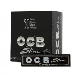 OCB PREMIUM SLIM 50U/.