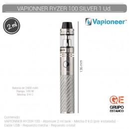 VAPIONEER RYZER 100 GRIS...