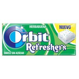 ORBIT REFRESHERS...