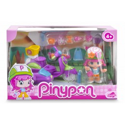 PINYPON MOTO CON SIDECAR (682)